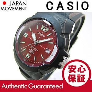 CASIO カシオ  MW-600F-4A MW600F-4A ベーシック アナログ ブラック レッド ウォッチ 腕時計|oneofakind