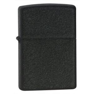 ジッポー ライター ZIPPO ジッポ ライター Black Crackle ブラッククラックル 236|oneofakind