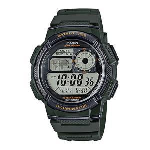 CASIO カシオ メンズ 腕t時計 デジタル AE-1000W-3A メンズ 海外モデル 日本未発売 ブラック|oneofakind