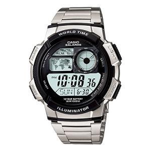 カシオ CASIO ワールドタイム デジタル 腕時計 AE1000WD-1A[並行輸入]|oneofakind