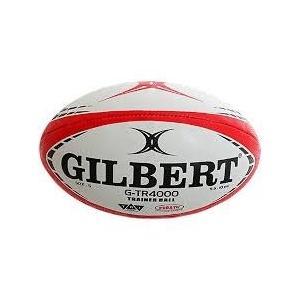 ギルバート Gilbert ギルバート Trainer Ball トレーニング ラグビーボール G-TR4000 練習用 5号 レッド ブラック 赤/黒|oneofakind