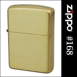 ジッポー ZIPPO ジッポ ライター アーマーブラッシュドブラス ライター 168|oneofakind