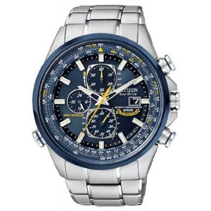 Citizen シチズン Eco-Drive Blue Angels World Chronograph AT8020-54L クロノグラフ A-T 腕時計 Watch メンズ|oneofakind