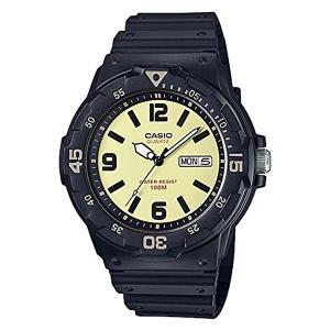 CASIO カシオ 腕時計 MRW-200H-5B メンズ レディース キッズ チープカシオ チプカシ ブラック ベージュ クオーツ|oneofakind