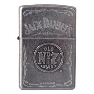ジッポー ZIPPO ジッポ ライター JACK DANIELS ジャックダニエル 29150 ブラック USA オイルライター|oneofakind