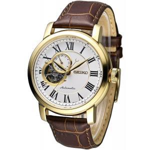 セイコー SEIKO 腕時計 SSA232 オートマチック メンズ レザーベルト クラシック 男性用 ウォッチ|oneofakind