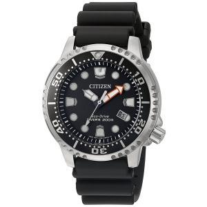 シチズン CITIZEN 腕時計 メンズ プロマスター ダイバー エコドライブ メンズ ウォッチ BN0150-28E  ブラック シルバー 日付|oneofakind