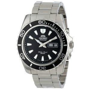 オリエント ORIENT メンズ 腕時計 時計 FEM75001BR 自動巻き MAKO XL 男性用 ブラック シルバー アナログ カレンダー 送料無料 プレゼント|oneofakind