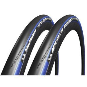 ミシュラン タイヤ Michelin POWER endurance パワー エンデュランス クリンチャーロードタイヤ 2本セット 700×23c ブルー 自転車 タイヤ 送料無料 プレゼント|oneofakind