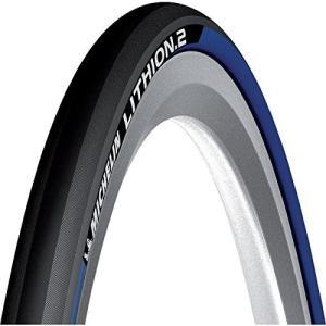 ミシュラン タイヤ MICHELIN リチオン2 V2 Lithion2 クリンチャータイヤ 700c ブルー 700×23c 自転車 タイヤ 送料無料 プレゼント|oneofakind