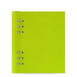 ファイロファックス filofax システム手帳 クリップブック A5 ライムグリーン 23616 ...