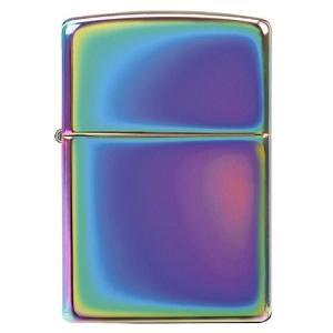 ジッポー ライター ZIPPO ジッポ Spectrum スペクトラムライター 151 PVD加工 FULL SIZ oneofakind