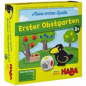 HABA ハバ Meine ersten Spiele - Erster Obstgarten マイ...