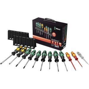 ヴェラ Wera クラフトフォームXXL TX ドライバーセット 051011 工具セット|oneofakind