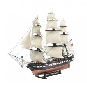 レベル ドイツレベル Revell USS Constitution 船 帆船 プラモデル 05472 1/146 クリスマス プレゼント