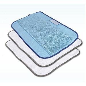 アイロボットBraava 320&380t用クリーニングクロス 乾拭き用2枚×水拭き用1枚セット】並行輸入品|oneofakind