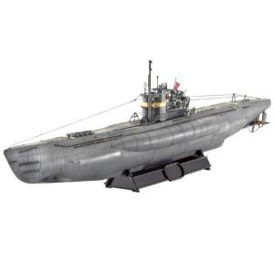 レベルドイツレベル プラモデル Revell  1/144 Uボート TypeVIIC/41 05100 送料無料 プレゼント|oneofakind