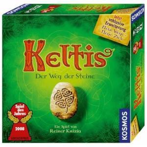 ケルト Keltis 2012年リニューアル版 ボードゲーム[並行輸入品]|oneofakind