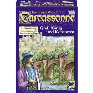 2001年にドイツで、年間ボードゲーム大賞を受賞して以来、ベストセラーボードゲーム『カルカソンヌ』の...