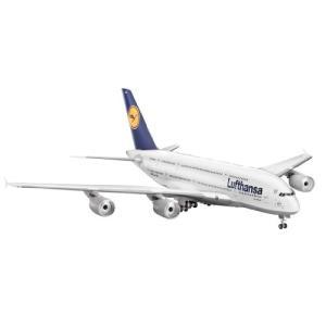 レベルドイツレベル プラモデル Revell 1/144 エアバスA380 ルフトハンザ 4270 送料無料 プレゼント|oneofakind
