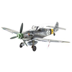 レベル ドイツレベル Revell 1/32 メッサーシュミット Bf109G-6 04665 プラモデル ドイツ機 戦闘機 飛行機 模型|oneofakind