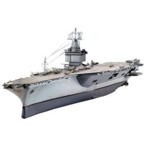 Revell ドイツレベル 1/720 原子力空母 エンタープライズ 05046 プラモデル 米海軍 アメリカ海軍 艦艇 模型