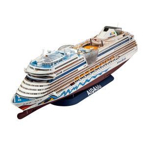 レベル ドイツレベル Revell 1/400 客船 AIDA blu アイーダ ブルー ソル マール ステラ 05230 プラモデル 船|oneofakind