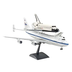 レベル ドイツレベル Revell 1/144 シャトル & B747 04863 スペースシャトル ディスカバリー号 プラモデル 飛行機 旅客機 キット|oneofakind