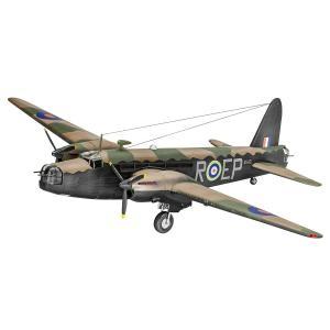 レベル ドイツレベル Revell 1/72 ヴィッカース ウエリントン Mk.II 04903 プラモデル 組立キット イギリス軍用機 戦闘機|oneofakind