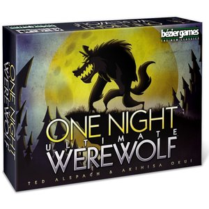 Bezier Games人狼 Ultimate Werewolf One Night パーティゲーム ワンナイト カードゲーム ボードゲーム|oneofakind