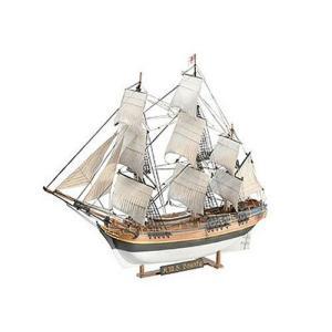 レベル ドイツレベル Revell 1/110 H.M.S.バウンディ 05404 英国 軍艦 帆船 組み立て プラモデル ミニキット コレクション 模型|oneofakind