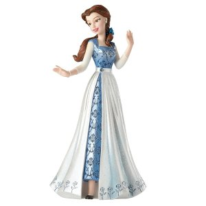 ディズニー ENESCO エネスコ 美女と野獣 ベル ブルードレス  Belle Blue Dress 4055793 置き物 オブジェ フィギュア 送料無料 プレゼント oneofakind