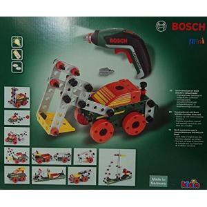 おもちゃのくるま 組み立てセット ボッシュ クラインボッシュ 車 飛行機  船 ライト付き電動ドライバー 知育玩具 工具おもちゃ 11種類 男の子向け プレゼント|oneofakind