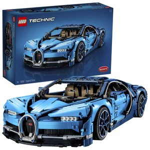 レゴ LEGO テクニック ブガッティ シロン Bugatti Chiron 42083 ブロック ...