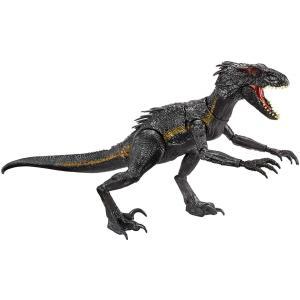 ジュラシック ワールド Jurassic World 炎の王国 ライト&サウンド アクションフィギュア グラブ アンド グロウル インドラプトル  送料無料 プレゼント|oneofakind