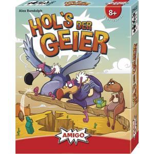 アミーゴ AMIGO ハゲタカのえじき ドイツ語版 カードゲーム 知育玩具 大人気ゲーム      ...