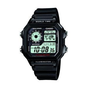 CASIO カシオ 腕時計 ウォッチ デジタル AE-1200WH-1A メンズ 海外モデル|oneofakind