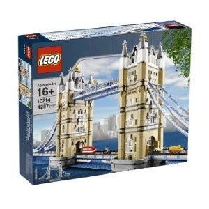 LEGO レゴ クリエイター シリーズ タワーブリッジ ロンドン 10214 ブロック...