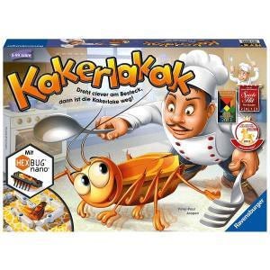 ごきぶりキッチン Kakerlakak Ravensburger ラヴェンスバーガー P-P.Joopen ボードゲーム 送料無料 プレゼント|oneofakind