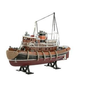 レベル ドイツレベル Revell 1/108 ハーバー タグボート 船 ボート プラモデル|oneofakind
