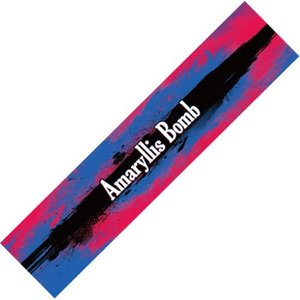 Amaryllis Bomb マフラータオル 2nd(second)|oneonselect