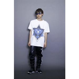 STARグラフィックビッグTシャツ|oneonselect