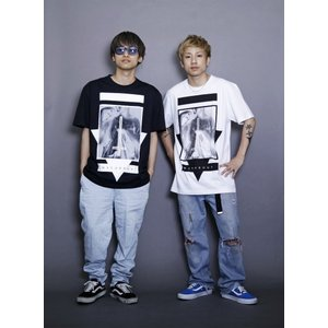 マリアグラフィックビッグTシャツ|oneonselect