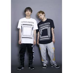 バンダナグラフィックビッグTシャツ|oneonselect