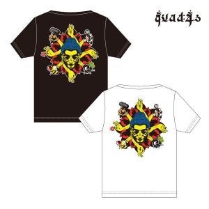 quad4s Tシャツ|oneonselect