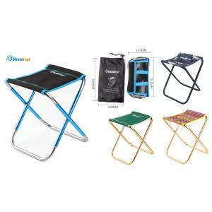 軽量 コンパクト 折り畳みチェアー アウトドア 折りたたみ椅子 キャンプ