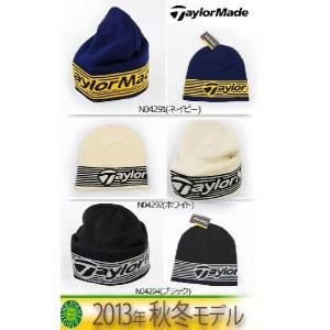 テーラーメイド TaylorMade メンズ2013年秋冬 COREビーニー10040784-SY349|onepoint