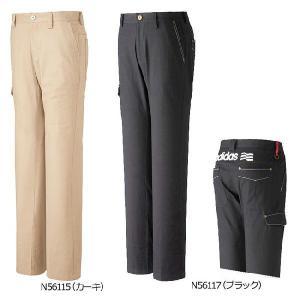 秋冬 ゴルフウエア パンツ  アディダス adidas メンズ 2013年秋冬 JP Fashion Performance カーゴパンツ 10040857-XW034|onepoint