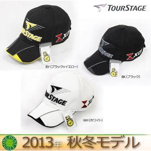 帽子 CAP  ツアーステージ TOUR STAGE メンズ 2013年 秋冬限定プロモデルキャップ オリジナルクリップマーカー付き 10045215-CPWT35|onepoint