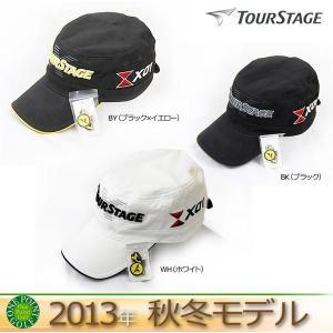 ツアーステージ TOUR STAGE メンズ 2013年 秋冬限定プロモデルワークキャップ サイズ:フリー(約56-59cm) オリジナルクリップマーカー付き 10045217-CPWT37|onepoint